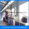 Tarjeta de mármol artificial del PVC que hace la máquina