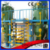 Máquina crua pressionada alta qualidade do filtro da imprensa de óleo da mostarda