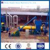 Máquina del secador del estiércol de la vaca de la protección del medio ambiente