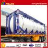 Roestvrij staal 20ft of 40ft Fuel Tank Container van ISO Standard