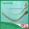 Different Style를 가진 의학 Disposable Latex Foley Catheter
