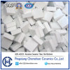 Carreaux de céramique d'alumine de 92% en tant que céramique de ralentissement de poulie