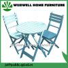 Conjunto al aire libre de los muebles del patio de los muebles de madera sólida