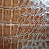 Couro do plutônio do crocodilo para a mobília & o sofá Hw-975