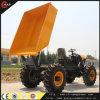Mini dumper Zy100 de jardin hydraulique bon marché des prix 4X4