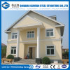 Fabricantes prefabricados de China de los hogares, casa prefabricada de la estructura de acero, chalet prefabricado para la residencia
