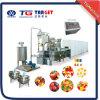 Accomplir la chaîne de production automatique de sucrerie de gelée