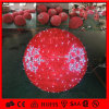 Weihnachten Outdoor LED Decoration Snowflake 3D Motif Ball