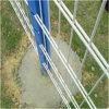 Zaun der PVC-überzogener doppelter Draht-Rand-Sicherheits-Fence/868