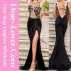 Maxi robe de soirée de robe de bal d'étudiants d'usager de nouvelles dames de mode