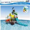 Strumentazione esterna He-4701 del gioco del campo da giuoco dell'acqua del parco di divertimenti