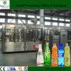 Automatischer funkelnder Saft von gekohltes Getränkefüllender Zeile