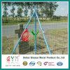 PVC Catedによって溶接される金網の塀/ヨーロッパの庭の塀