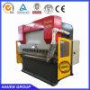CNC de Elektrische Hydraulische Machine WE67k van de Rem van de Pers van de Plaat van het Staal van de Synchronisatie Hydraulische
