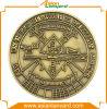 Kundenspezifische Entwurfs-Andenken-Goldmünze