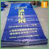 Bannière de vinyle de câble de PVC de coutume, bannière d'Advertisng (TJ-78)