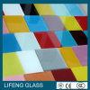 Vendas por atacado /Lacquered de vidro pintado brandamente branco de vidro