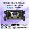 Jugador especial del coche DVD GPS de HUGO para Vitara-Suzuki magnífico (SD-6071)