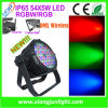 옥외 54PCS X 3W LED PAR Disco Lighting DJ Lights
