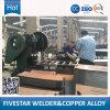 Chaîne de production d'équipement industriel de radiateur de panneau de transformateur