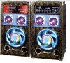 2.0 Altavoz del sistema Bluetooth de DJ del Karaoke del PA (XD6-6017)
