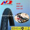 Pneumático de alta velocidade da motocicleta do projeto 325-18