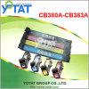 Cartouche de toner pour la HP CB380A, CB381A, CB383A, CB382A