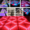 Hochzeit Decoration LED Dance Floor für Stage Light