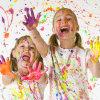 AluminiumSquare Plate Fotos für Children Smile 8 × 8