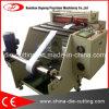 Hoja en rollo de la máquina de corte de papel, papel de aluminio, respaldo de bordado