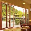 Обеспеченностью качества Feelingtop дверь складчатости превосходной алюминиевая
