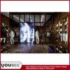 최신 판매! Menswear를 위한 공장 Supply Wooden Luxury Shop Display Fixtures