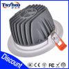 適度なPrice 15W 5 Inch Recessed COB LED Downlight