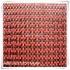 Tessuto dell'ibrido della fibra di Kevlar del carbonio