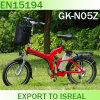 Bici eléctrica plegable con En15194