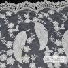 レース、衣服のアクセサリのレースのかぎ針編みによって編まれる綿織物のレース、L311