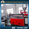 Máquina expulsando plástica de tubulação de dreno do PVC