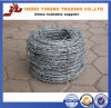 カントンFair 14.4D29 25kg/Roll Galvanized Barbed Iron Wire