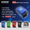60A 12V/24V/48V MPPTの太陽エネルギーシステムのための太陽料金のコントローラ