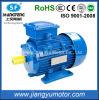 Motor elétrico trifásico fácil do elevado desempenho 0.75kw da instalação para a bomba de água