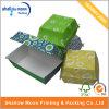 Подгонянная коробка гамбургера печатание бумаги качества еды (QYCI1560)