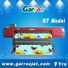 Impresora solvente de Garros Eco con la impresión principal de Digitaces del formato grande de 2PCS Dx7 en la máquina de la película de la transferencia