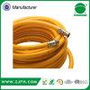 Tuyau tressé de pulvérisateur d'alimentation électrique de tuyau de PVC de pouce de 1/2