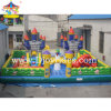Giant Inflatable Amusement ParkのInflatable Fun都市、Inflatable Playgroundジュラ紀またはJungle/Dinosaur/Airplane