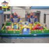 Jura-/Jungle/Dinosaur/Airplane riesiger aufblasbarer Vergnügungspark, aufblasbare Spaß-Stadt, aufblasbarer Spielplatz