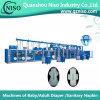 Máquina especializada de la servilleta sanitaria del servocontrol con el CE (HY800-SV)