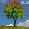 Planta artificial, flor, árbol modelo escalado del árbol del alambre (C2) (acabado)