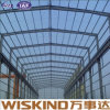 Nuevo edificio del acero estructural del aislamiento del bajo costo del diseño buen