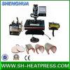 Máquina de múltiples funciones de la prensa del calor del CE
