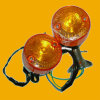 C50 Motorcycle Turning Light, Motorcycle Winker Lamp für Afrika